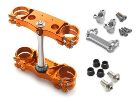 FACTORY TRIPLE CLAMP KIT