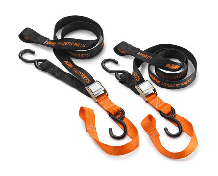TIE DOWNS WITH HOOKS