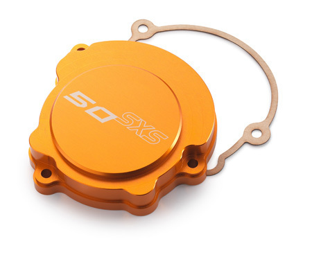 SXS IGNITION COVER ORG